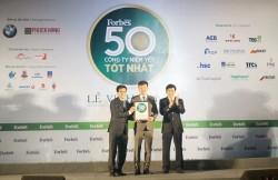 """PVFCCo: """"Top 50 công ty niêm yết tốt nhất Việt Nam"""""""