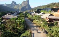 Hoàn thành DA di dân thủy điện Huội Quảng, Bản Chát trong năm 2017