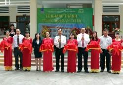 Khánh thành trường tiểu học tại Bình Định do PVFCCo tài trợ