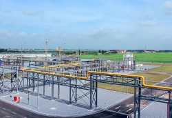Hệ thống Khí Hàm Rồng-Thái Bình hoàn thành kế hoạch năm 2016
