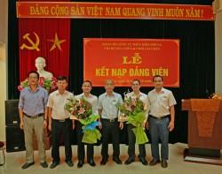 Thủy điện Sơn La chú trọng phát triển đảng viên