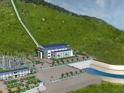 Thu hồi giấy chứng nhận đầu tư dự án thủy điện Đakđrinh 2