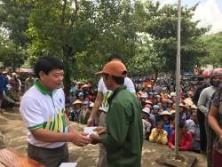 PVFCCo trao 1.600 phần quà ủng hộ đồng bào miền Trung
