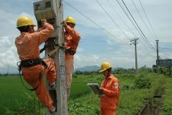 Chỉ tiêu tiếp cận điện năng của NPC tiếp tục được cải thiện