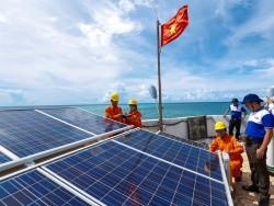 Các dự án năng lượng tái tạo của EVN gặp khó khăn