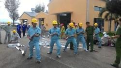 Thủy điện Đa Nhim-Hàm Thuận-Đa Mi tham gia tập huấn PCCC
