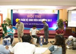 Genco 3 tổ chức thành công Hội thi ATVSV giỏi