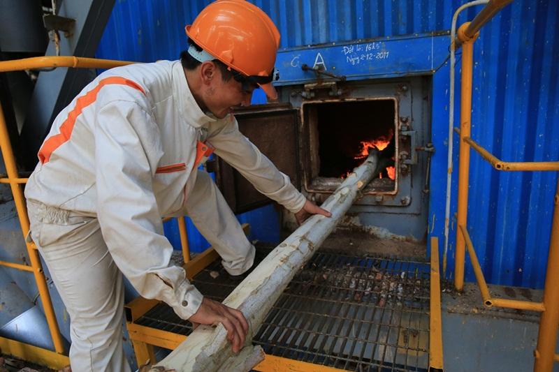 Khởi động thành công phân xưởng điện hơi Bio Ethanol Dung Quất 1