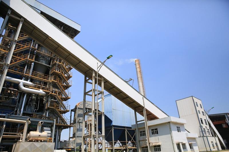 Khởi động thành công phân xưởng điện hơi Bio Ethanol Dung Quất 3