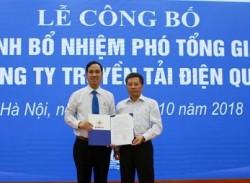EVNNPT công bố quyết định bổ nhiệm Phó tổng giám đốc