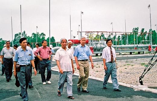 Tổng Bí thư Đỗ Mười với ngành Dầu khí Việt Nam 2