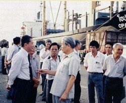 Tổng Bí thư Đỗ Mười với ngành Dầu khí Việt Nam