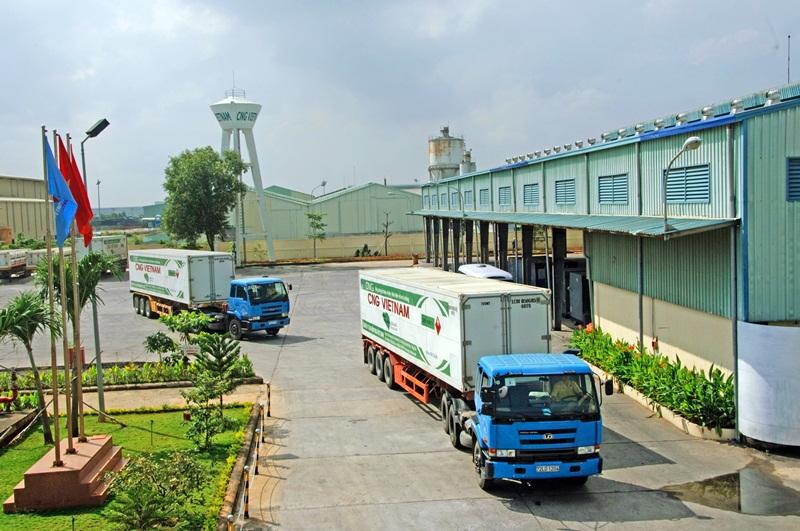 CNG Vietnam dự kiến vượt kế hoạch lợi nhuận 7% năm 2018 2