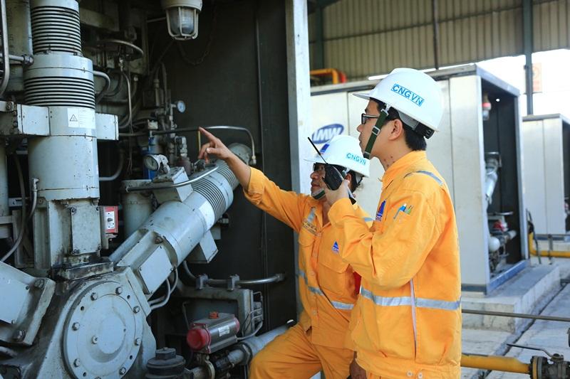 CNG Vietnam dự kiến vượt kế hoạch lợi nhuận 7% năm 2018 1