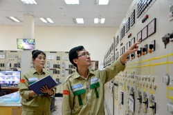 Hoàn thành đại tu Trạm biến áp 220 kV Hà Đông