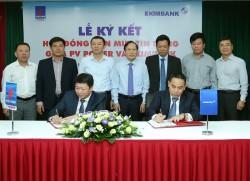 PV Power và Eximbank ký hợp đồng hạn mức tín dụng