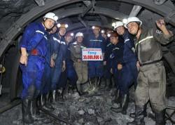 Quý 4, Xây lắp mỏ đặt mục tiêu đào mới 5.670 mét lò