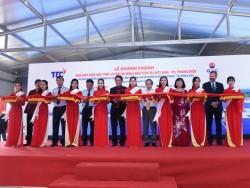 Khánh thành Nhà máy điện mặt trời TTC Phong Điền
