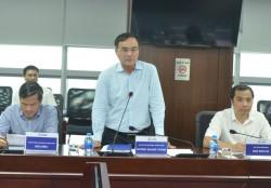 EVN đề nghị tỉnh Sơn La hỗ trợ GPMB cho các dự án điện