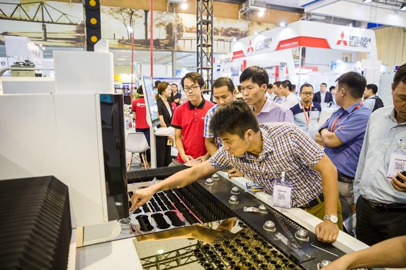 MTA HANOI2018: Phát huy tiềm lực ngành công nghiệp mũi nhọn 2