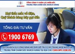 Cảnh giác với số điện thoại mạo danh Tổng đài ngành điện