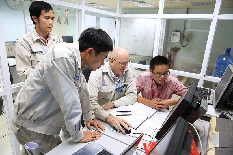 Nhà máy Nhiên liệu sinh học Dung Quất khởi động lại 1