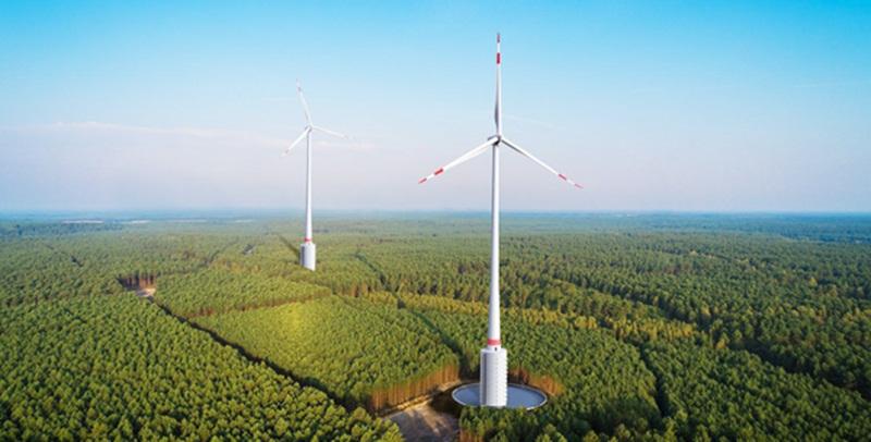 Liên kết nguồn điện gió với thủy điện tích năng 1