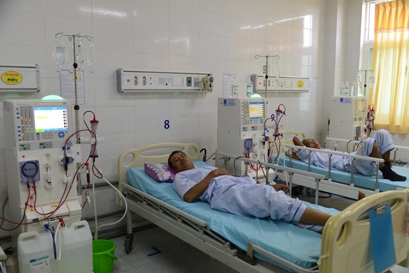 BSR tài trợ thiết bị y tế cho Bệnh viện Đa khoa Quảng Nam 2