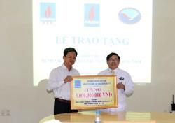 BSR tài trợ thiết bị y tế cho Bệnh viện Đa khoa Quảng Nam