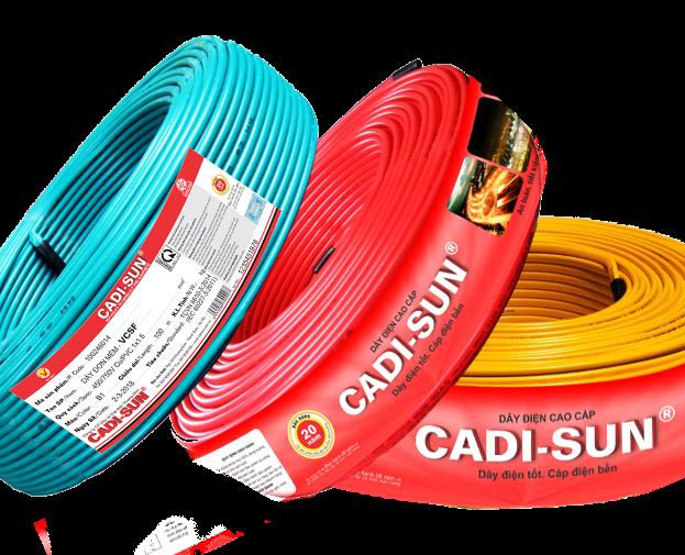 """CADI-SUN trong Top 10 """"Thương hiệu vật liệu xây dựng uy tín"""""""