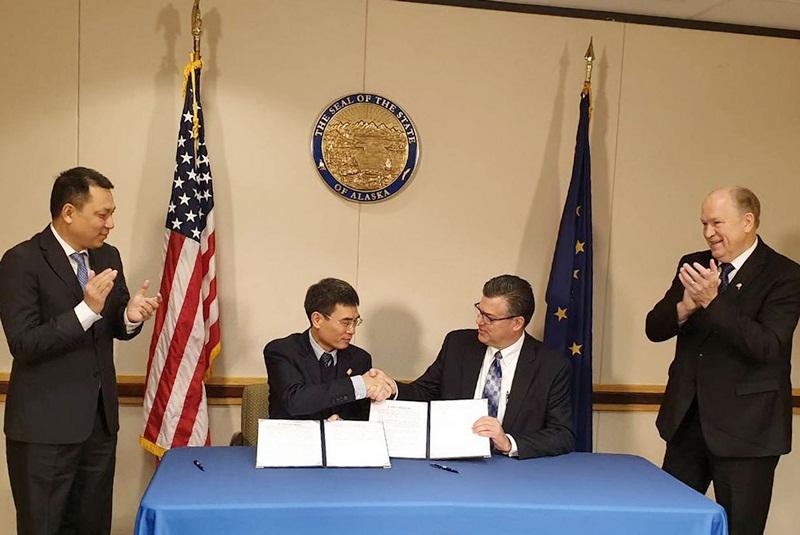 PV GAS hợp tác với AGDC cung cấp khí LNG về Việt Nam 1