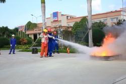BSR tuyên truyền về an toàn phòng chống cháy nổ