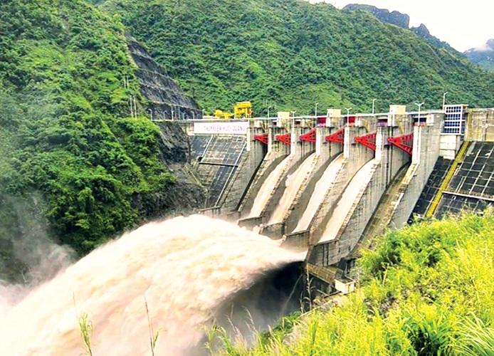 Thủy điện Huội Quảng-Bản Chát vượt kế hoạch sản xuất điện 2019