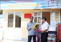 Công ty Nhiệt điện Mông Dương bàn giao nhà 'Mái ấm yêu thương'