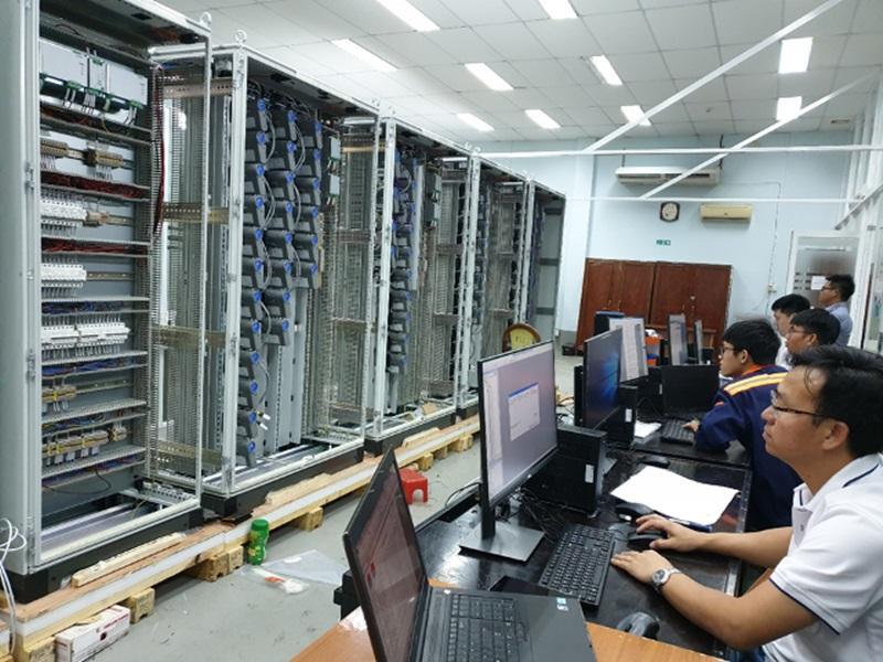 Hiện đại hóa hệ thống điều khiển giám sát giàn MSP1/BK7