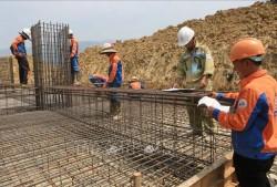 Đường dây 500kV mạch 3: 4 nhà thầu xây lắp vượt tiến độ