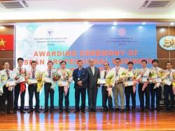 EVNSPC có 15 'Kỹ sư chuyên nghiệp ASEAN'