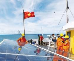 EVN nhận bằng khen về công tác phối hợp tuyên truyền biển, đảo