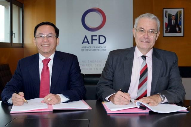 Signing Credit Agreement for Se San 4 SPP