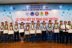 BSR đạt 8 giải thưởng tại Hội thi Sáng tạo Kỹ thuật tỉnh Quảng Ngãi