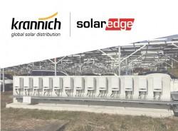 Krannich Solar: Nhà phân phối hàng đầu thế giới về biến tần điện mặt trời