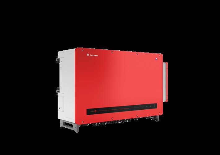 GoodWe ra mắt dòng biến tần mới HT Series-100-250 kW