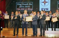 EVN được vinh danh tại 'Lễ tôn vinh người nộp thuế tiêu biểu'
