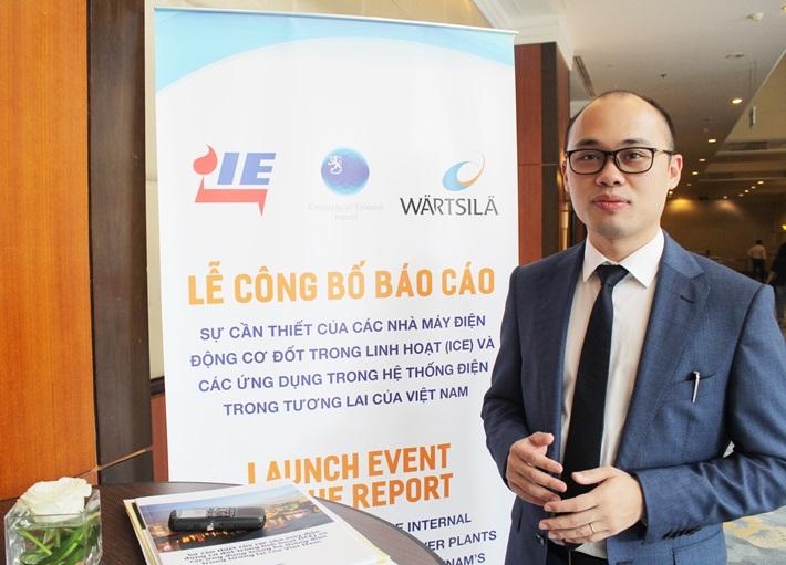 Công nghệ Wärtsilä trong việc hỗ trợ Việt Nam phát triển năng lượng