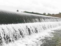 Công ty DHD xả nước điều tiết qua đập Đơn Dương