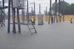 PTC2 nỗ lực đảm bảo vận hành lưới truyền tải điện trong mùa mưa lũ