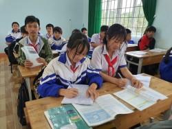 Khánh thành trường tiểu học tại Đắk Nông do BSR tài trợ