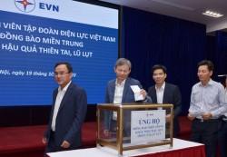 Tập đoàn Điện lực Việt Nam hướng về miền Trung