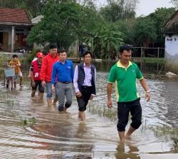PVFCCo chung tay giúp đỡ người dân miền Trung vượt qua mưa lũ
