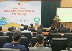 Lễ phát động cuộc thi sáng tạo logo và slogan về tiết kiệm điện
